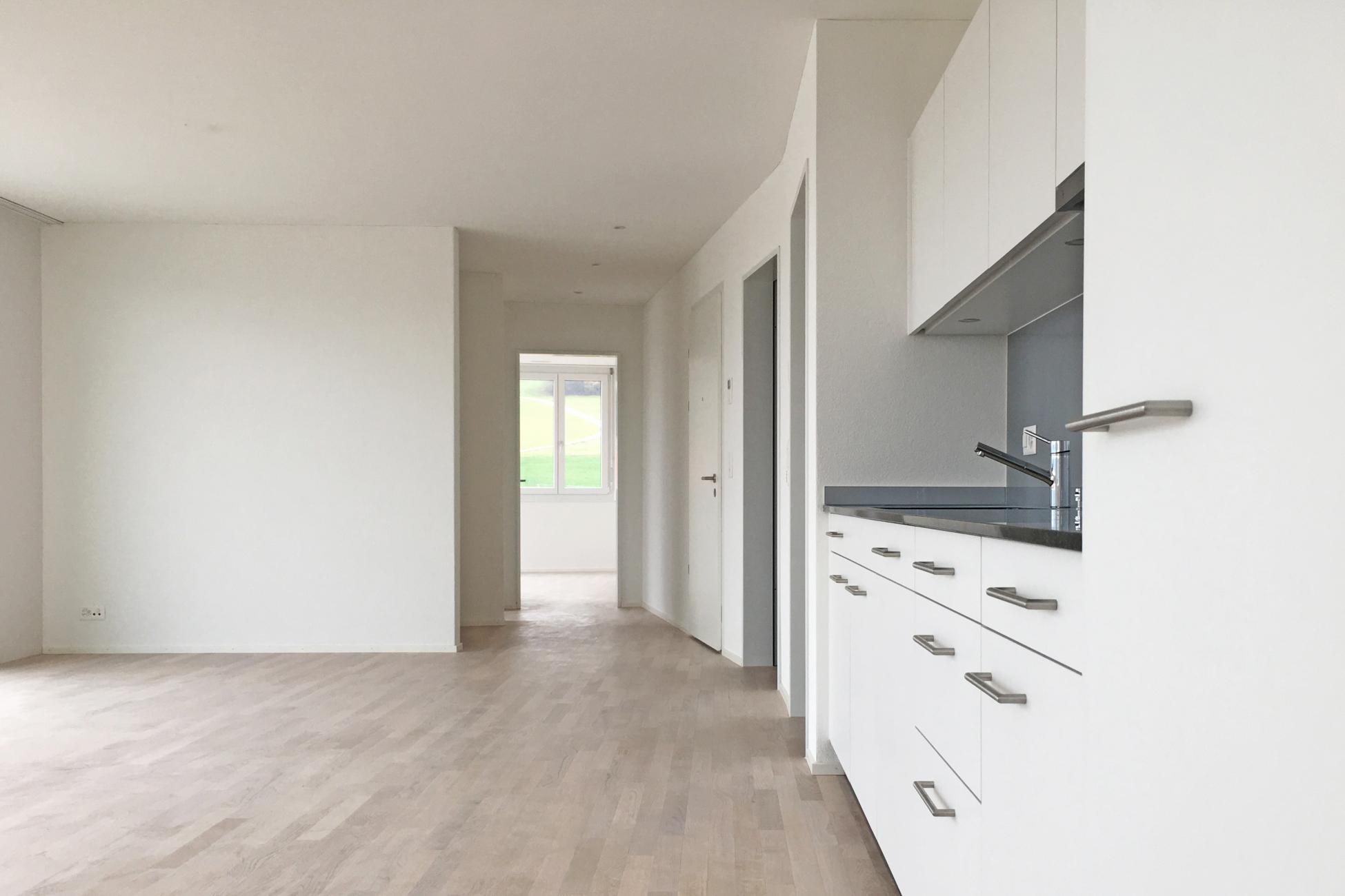 Küche Wohnung Büntenpark