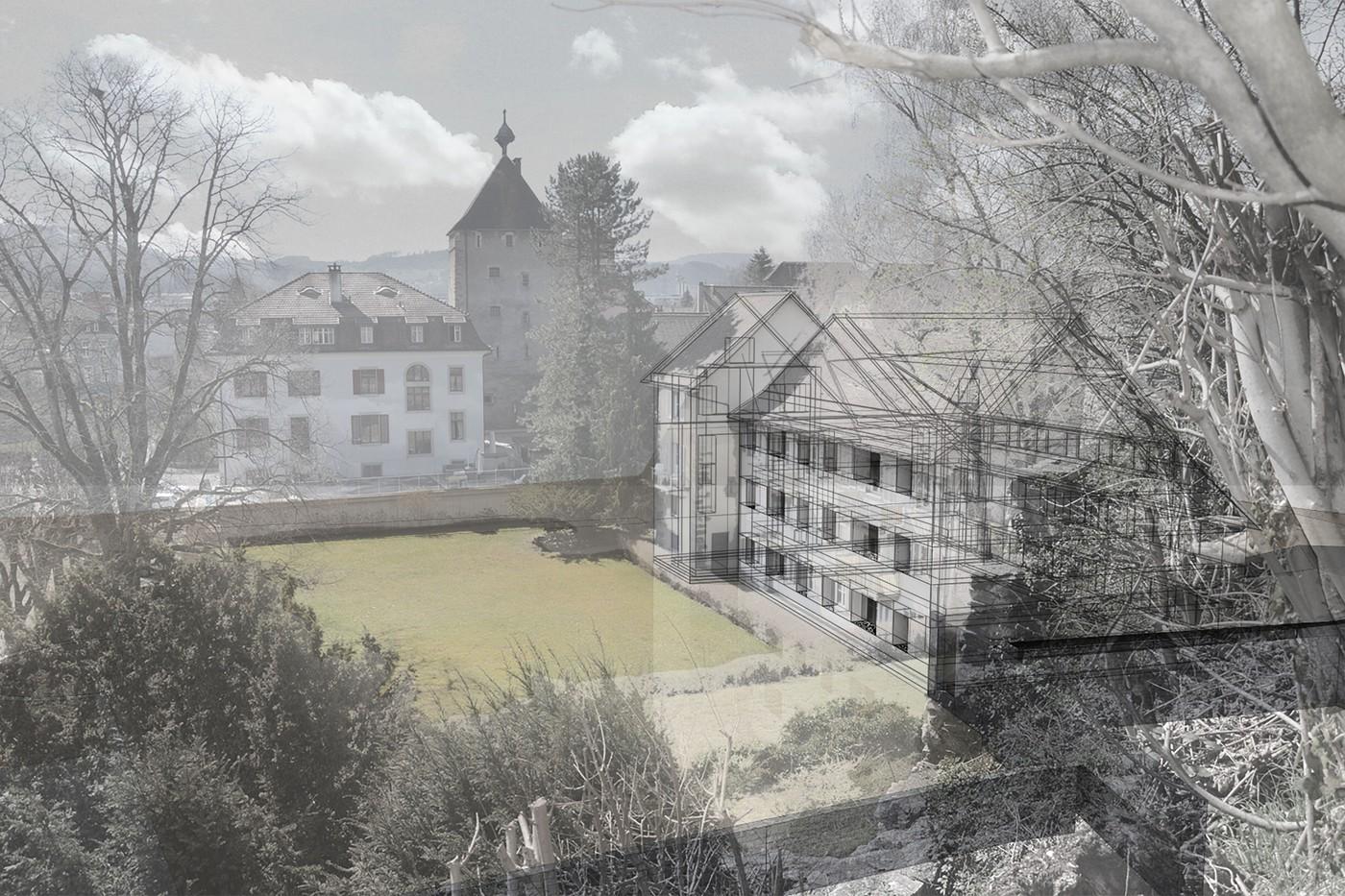 Erstvermietung ERLA Haus am Schlossberg Laufenburg